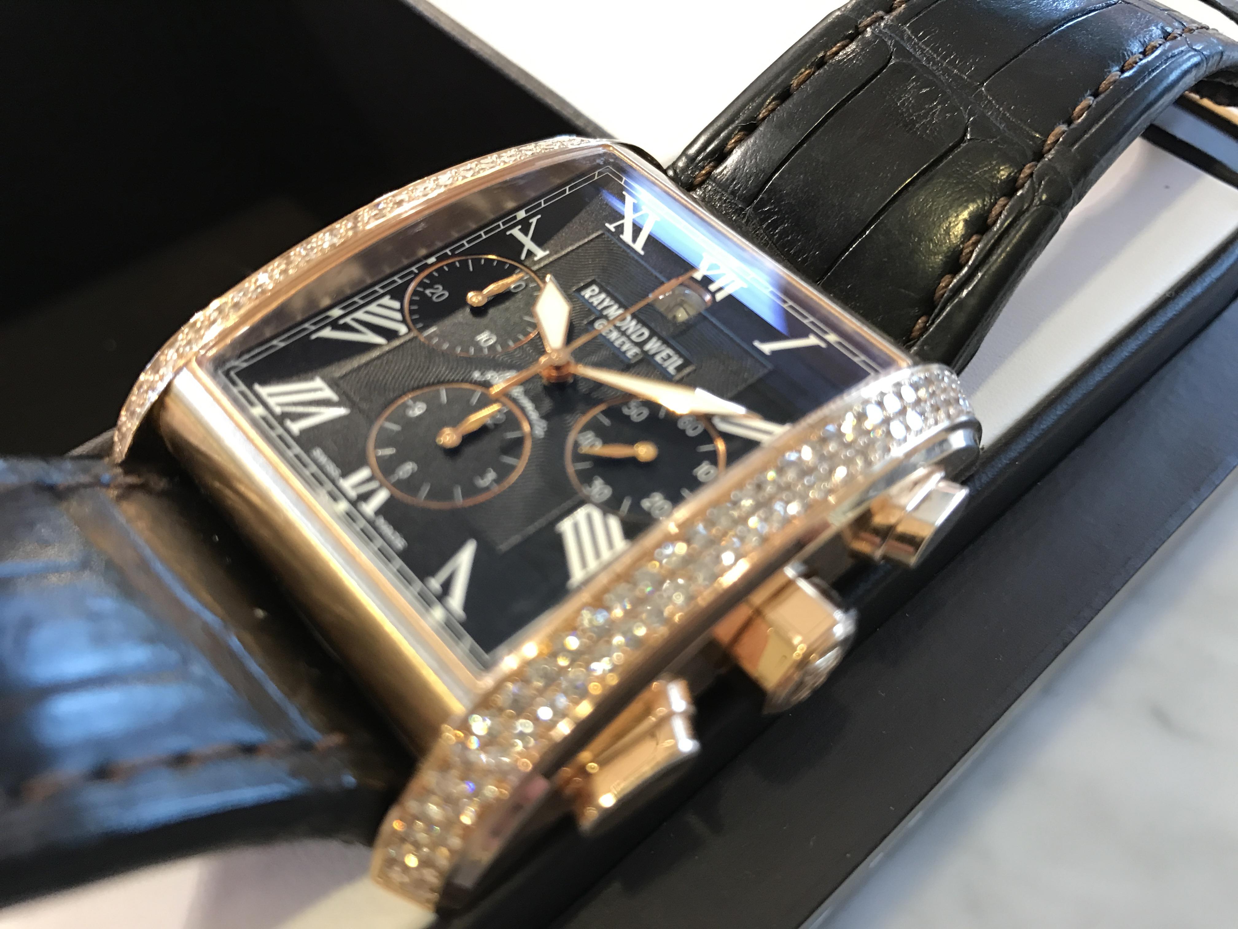Raymond Weil Don Giovanni 18crt Luxury Goods Nl